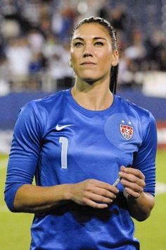Hope Solo Domestic Violence Arrest Details Emerge During World Cup Hope Solo, Soccer Practice, Play Soccer, Soccer Usa, Soccer Stuff, Nike Soccer, Soccer Cleats, Football Players Images, Female Football Player