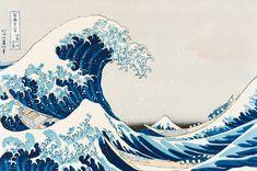 Découvrez La Grande Vague de Kanagawa d'Hokusai et offrez-vous cette estampe japonaise sur le site uki-uki !