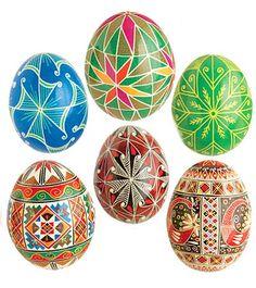 For Cookie Inspiration  Ukrainian Egg Decorating Kit - HearthSong