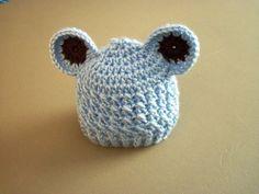 ik79CIJ SALE 10 Baby Crochet Hat Newborn Crochet Hat Baby by LovelyJC, $12.00