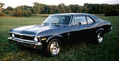 '72 Nova SS when I was 10 this was my dream car