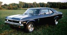 '72 Nova SS when I was 10 this was my dream car