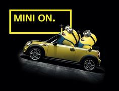 MINI ON!!! Hey, Beth, YELLOW MINI DOUBLE PUNCH *punch, punch*