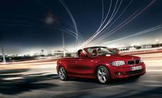 BMW 2 Series Convertible Red