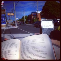 A little reading and a coffee to start the day. #HamOnt