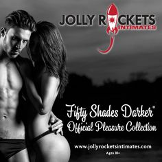 The Official Pleasure Collection of sex toys from the books Fifty Shades of Grey, approved by E L James.  Create your own erotic fantasies with our Fifty Shades collection, from Ben Wa Balls and anal toys, to blindfolds, masquerade masks, crops and restraints, to hand cuffs and feather ticklers... We have everything you need to bring your favorite scenes from the movies to life. #4thofJuly, #IndependenceDay #starsandstripes #redwhiteandblue #fireworks #America