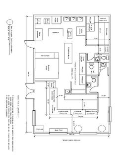 Retail store floor plan with dimensions google search for Retail floor plan software
