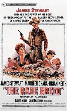 The Rare Breed (1966) Great cast.