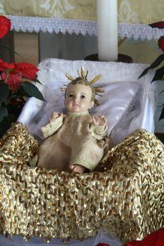 Niño Jesús, Catedral El Carmen de Cartago, Costa Rica