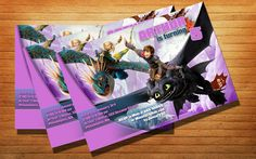 http://thepodomoro.com/collections/birthday-invitation/products/how-to-train-your-dragon-birthday-invitation-pink-birthday-party-invitation-kids