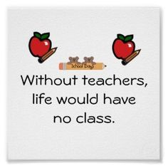 Can you imagine classes without a teacher? #teacher #education #student