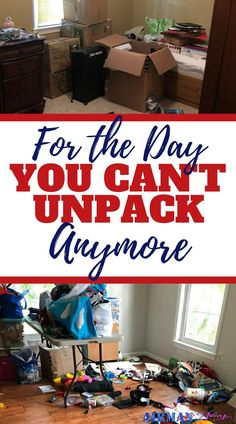 For when you can't unpack another box - Airman to Mom Unpacking After Moving, Unpacking Tips, Moving House Tips, Moving Tips, Military Love, Military Spouse, Military Families, Veterans Discounts, Military Discounts