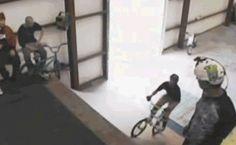 The BMX Misty Flip
