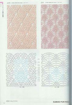 Tığ işi motif örnekleri