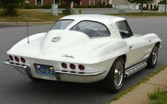 All glass is original in the 1963 Corvette Split Window Coupe that's now for sale by Expert Auto Appraisals. It has a long and documented history.