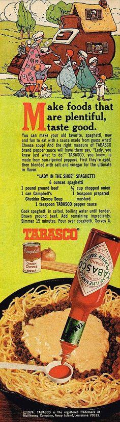"""Lady in the Shoe"" Spaghetti"