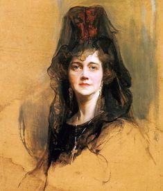The Athenaeum - Mrs. John Walter, née Phylis Foster (599x700, 491Kb)