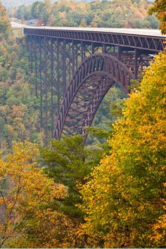 Scenic drives are a must in this cool town of Fayetteville, WV that's home to the arched New River Gorge Bridge.