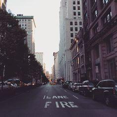 Manhattan, New York City Inspired, Instagram