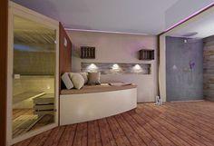Tolle Möglichkeiten, einen Keller einzurichten Basement Steps, Types Of Carpet, Home Spa, Basement Remodeling, Sweet Home, Interior Design, Bed, Furniture, Home Decor