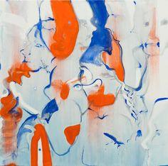 "Saatchi Art Artist Karolina Zglobicka; Painting, ""Profile Image"" #art"