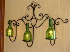 Resultado de imagen para lamparas y candiles de hierro forjado