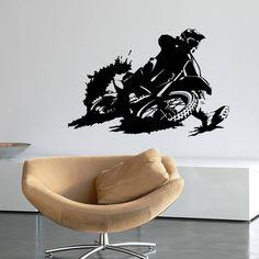Ajándékötlet férfiaknak :) #motorcycles #motorbike #motorsport #motoros #motor #falmatrica #faltetoválás Home Decor, Decoration Home, Room Decor, Interior Decorating