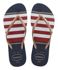 4901079244410 Loving this Navy Blue Slim Nautical Flip-Flop on  zulily!  zulilyfinds  Nautical