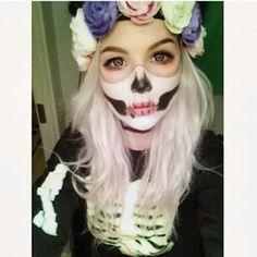 Sugar Skull (Alexandra Axelina)