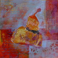 Little Girl.....judy thorley( inspired by article in Cloth,Paper, Scissors)