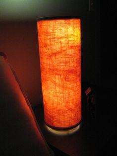 OOAK  nuno felted  Lamp by MyFeltedFantasy on Etsy, $85.00