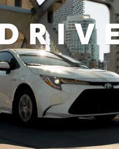 Corolla Hybrid, Sedan and Hatchback. All with remarkable fuel efficiency.