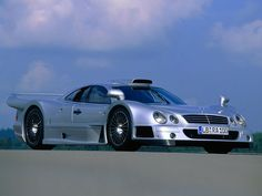 Mercedes-Benz CLK GTR owned by Roman Abramovich for $1,600,000.