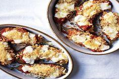 Eggplant Parmesan with Fresh Mozzarella / Marcus Nilsson