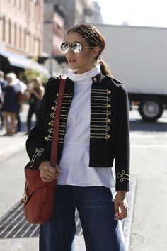 Tamara Kalinic - New York Fashion Week - NWFW