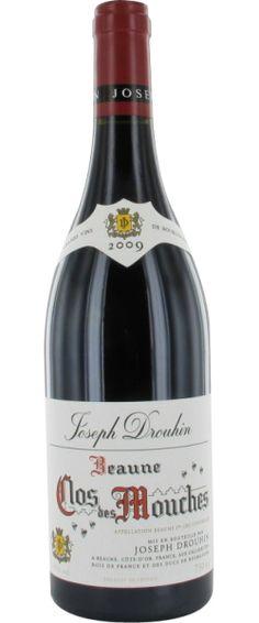 Maison Joseph Drouhin 2009 - Clos des Mouches : Ce beau vin est encore très contenu, il ne se livre pas, mais la densité est là avec un beau fond. Patience En savoir plus : http://avis-vin.lefigaro.fr/vins-champagne/bourgogne/beaune/d12006-maison-joseph-drouhin/v23086-maison-joseph-drouhin-clos-des-mouches/vin-rouge/2009##ixzz2NbMYtLX3