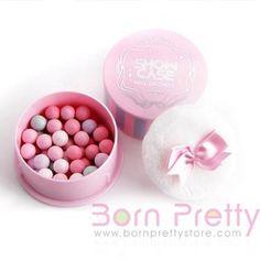 Born Pretty store blush balls - Bebe Pink