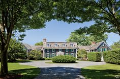 Vacation Home Ideas - Stylish Hamptons Houses Photos | Architectural Digest