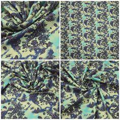 Хлопок арт. 02-003-2575 Ширина: 140 см, плотность: 120 г/м2 Состав ткани: 98% хлопок 2% эластан Плотный рубашечный хлопок с этническим принтом, эластичный. Подходит для пошива как блузок-рубашек, так и летних платьев и сарафанов. Можно шить без подклада. #хлопок#эластан#блузочная#плательная#этнический принт#tutti-tessuti