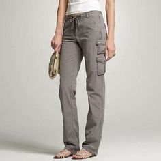 Womens Cargo Pants Browsing on thisnext