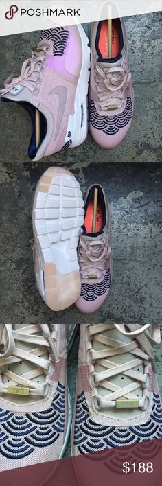 """Nike Air Max Zero City QS """"Tokyo"""" Brand new and never worn Comes with OG  everything Air Max City pack Very rare Beautiful iridescence Nike Shoes  Sneakers 3f1b3f058"""