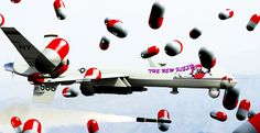 SSRIS AND THE PLANNED DRONE SOCIETY Gov't uses Germanwings crash to promote autonomous jetliners
