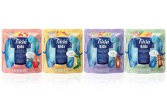 TilDA KIDS: your daily #packaging smile PD