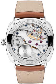 Radiomir Black Seal Acciaio - 45mm PAM00183 - Collection Radiomir - Officine Panerai Watches