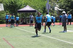 Sound Mind Sound Body Football Academy 2014 (On the Field), Washington DC #SMSBTakeover