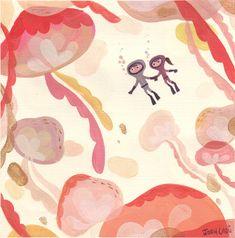 Ocean Romance by Joey Chou