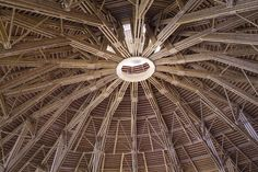 Palapa geometry by Oscar del Olmo on 500px
