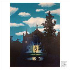 Gaudi meets Magritte