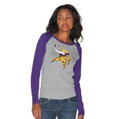 Women's Minnesota Vikings G-III 4Her by Carl Banks Purple ...