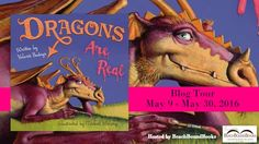 Dragons are Real blog tour giveaway